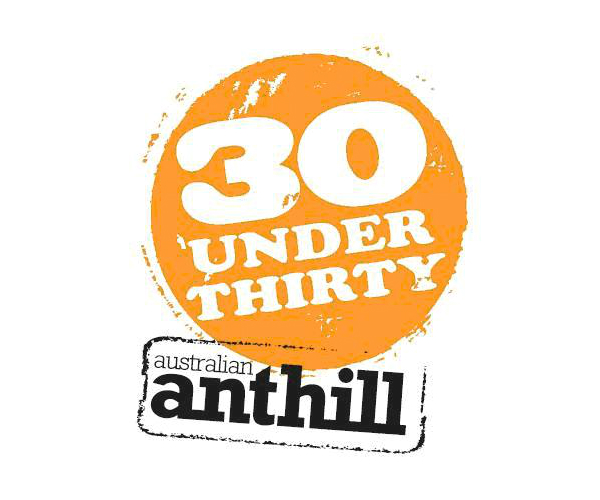 Anthill 30 under 30 Logo
