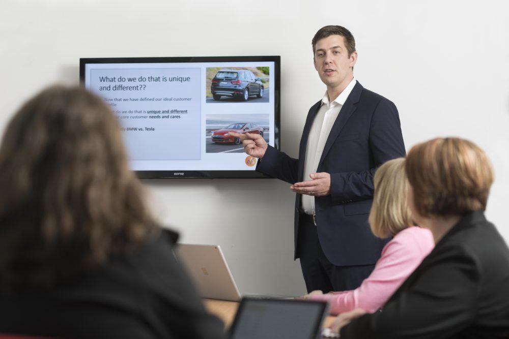 Steve McLeod Management Training