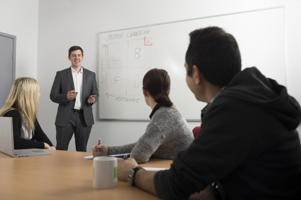 Steve McLeod Leadership Training Course